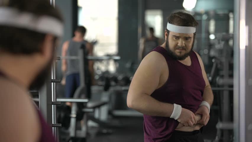برنامه تمرینی برای بدنسازان چاق