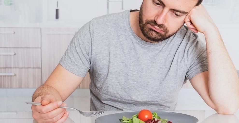 برای غذا خوردن کم اشتها هستید؟