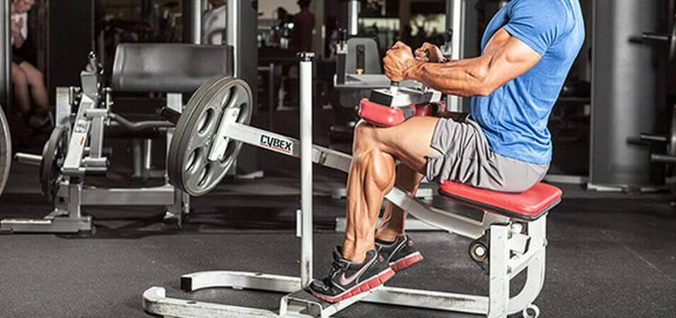تمرینات ساق پا چگونه است؟