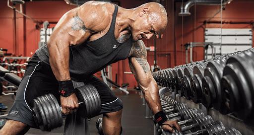 تمرین زیر بغل بدنسازان مبتدی و پیشرفته