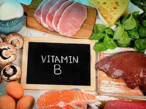 اهمیت ویتامین های B در پرورش اندام
