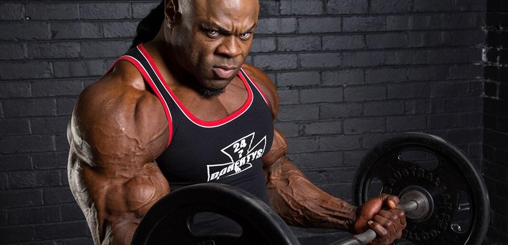 پیشرفت عضلات کای گرین