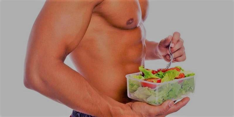 تغذیه برای افزایش حجم