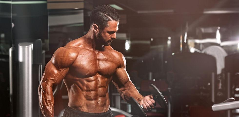 ساختن عضله با برنامه هایپرتروفی 6 هفته ای